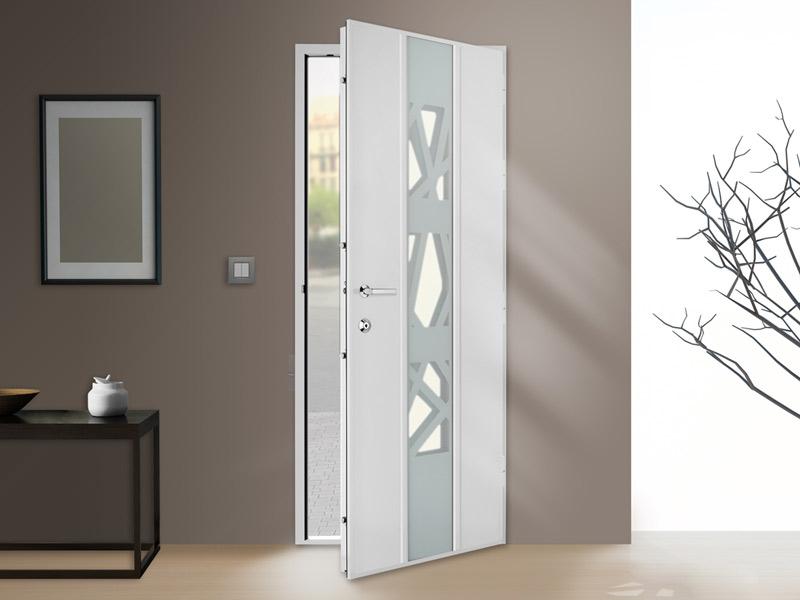 portes blind es portes d 39 entr e blind es de fabrication fran aise. Black Bedroom Furniture Sets. Home Design Ideas